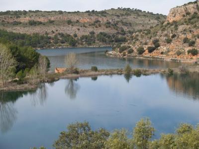 Lagunas Redondilla y Lengua