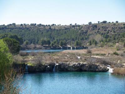 Lagunas Colgada y Batana