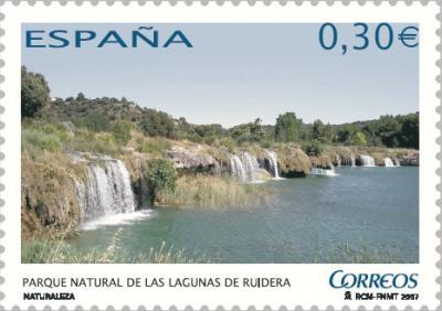 Sello de las Lagunas de Ruidera