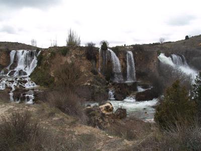 Hundimiento - Lagunas de Ruidera (Febrero 2010)