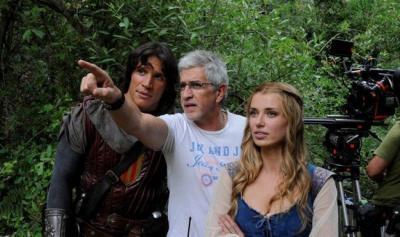El Capitán Trueno. Encuentro romántico con Sigrid en las Lagunas de Ruidera