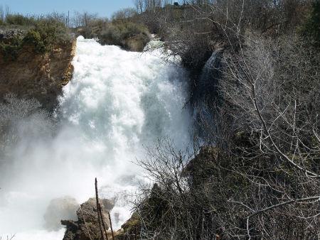 Lagunas de Ruidera :: Hundimiento